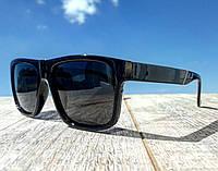 Солнцезащитные очки фирменные мужские Porsche Design Black