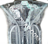 """Гладильная доска """"Eurogold Aero Max"""" (120х38 см.) на термопластиковой основе с розеткой и чехлом, фото 7"""