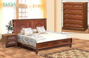 Ліжко 2-х спальне С-5 160х200