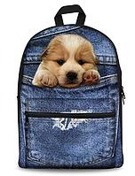 Школьный рюкзак с 3D принтом 39Х29см , фото 1