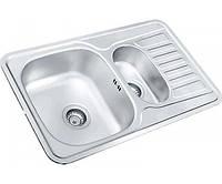 Кухонная мойка из нержавеющей стали COР 780.480.15(полировка), фото 1