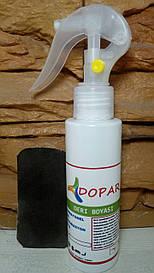 Краска Dopar, производство Турция цвет 100ml цв. черный