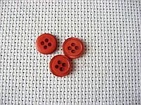 Набор  пуговиц, 3 штуки, 11 мм