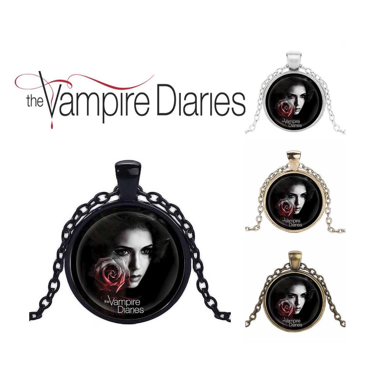 Кулон Дневники Вампира Vampire Diaries Елена Гилберт