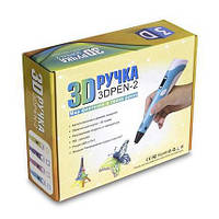 3Д Ручка 3D Pen-2 с Led дисплеем