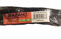 """Камера велосипедная 700 x 33/37c (37х622) """"TRAZANO Butyl Tube"""" (A.V 48mm)"""
