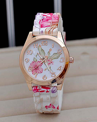 Женские наручные часы Susenstone Pink