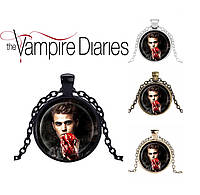 Кулон Дневники Вампира Vampire Diaries Стефан Сальваторе, фото 1