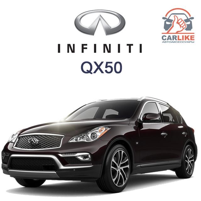 Автобагажники на Infiniti QX50