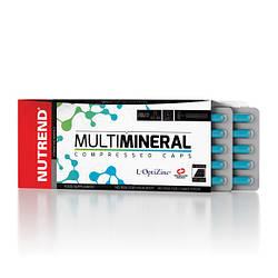 Минералы Nutrend Multimineral Compressed Caps 60 caps