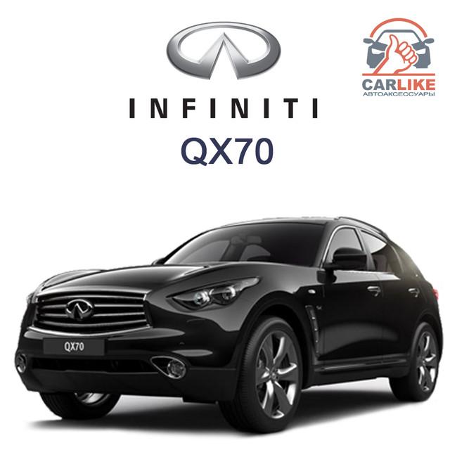 Автобагажники на Infiniti QX70