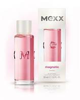 Женская оригинальная туалетная вода Mexx Magnetic Woman, 50 ml NNR ORGIN /4-91