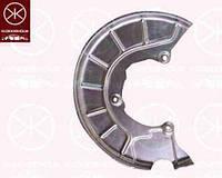 Защита тормозного диска передняя левая SEAT ALTEA 04-13