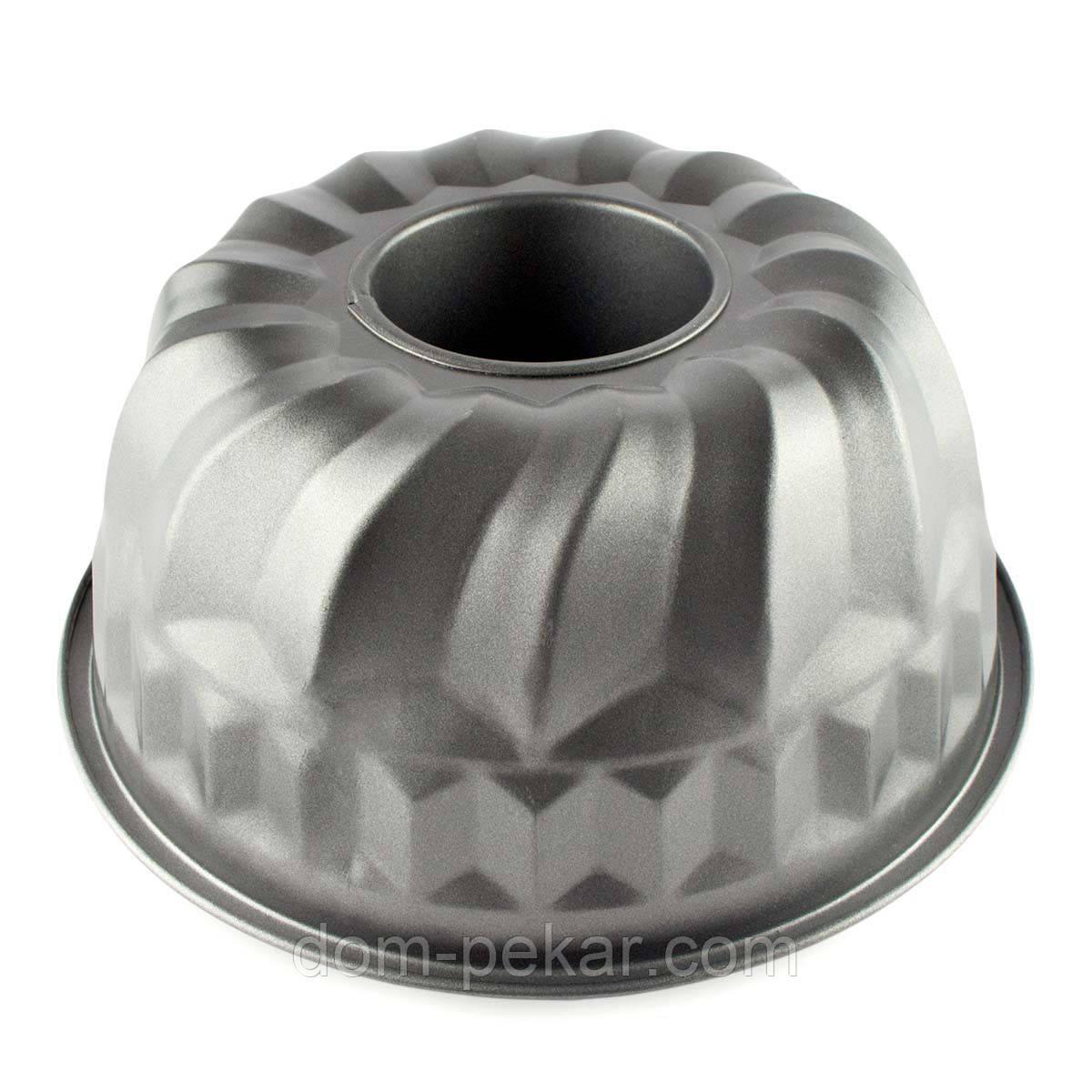 Форма для выпечки Кекс высокий со втулкой 22*11см