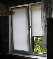 Рулонные шторы - готовые, для стандартных окон.