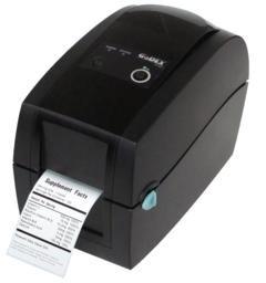Термотрансферный настольный принтер штрих-кодов Godex rt 200