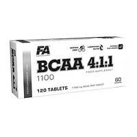 FA BCAA 4-1-1 1100 mg 120 tabs