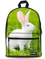 Школьный рюкзак с 3D принтом 39Х29см