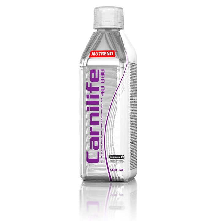 Жіросжігателя Nutrend Carnilife 40000 500 ml