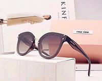 Солнцезащитные очки Miu Miu (1109) brown