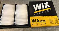 Фильтр воздушный Матиз Matiz, QQ Wix WA 6253