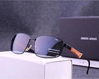 Солнцезащитные очки в стиле Armani (9813) black, фото 1