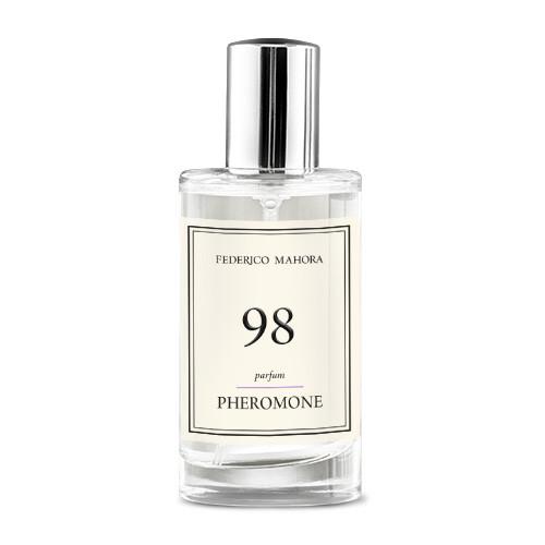 FM 98 Pheromone 50 мл аромат Mexx Mexx Woman (Мекс Вумен) Парфюмерия FM World UA Pheromone
