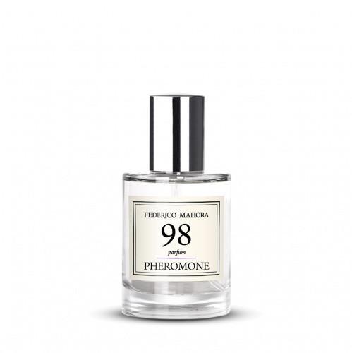 FM 98 Pheromone 30 мл Духи з феромонами для женщин Аромат Mexx Mexx Woman (Мекс Вумен) Парфюмерия FM Pheromone