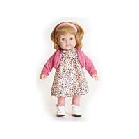 Большая кукла пупс Девочка Carla Блондинка Berenguer 30001 36 см