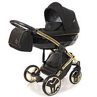 Детская коляска 2 в 1 Junama Diamond S-Line Gold (Юнама Даймонд)