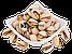 Фисташка соленая Jumbo (Иран) вес:500гр, фото 3