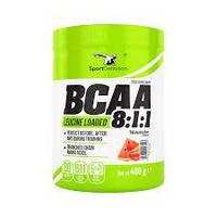 Аминокислоты Sport Definition BCAA 8 1 1 400 g