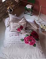 Постельное белье Karaca Home ROMANCE  евро размера