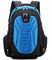 Рюкзак ортопедический молодежный Swissgear 7611 синий