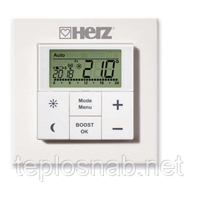 Комнатный настенный термостат HERZ 1825103