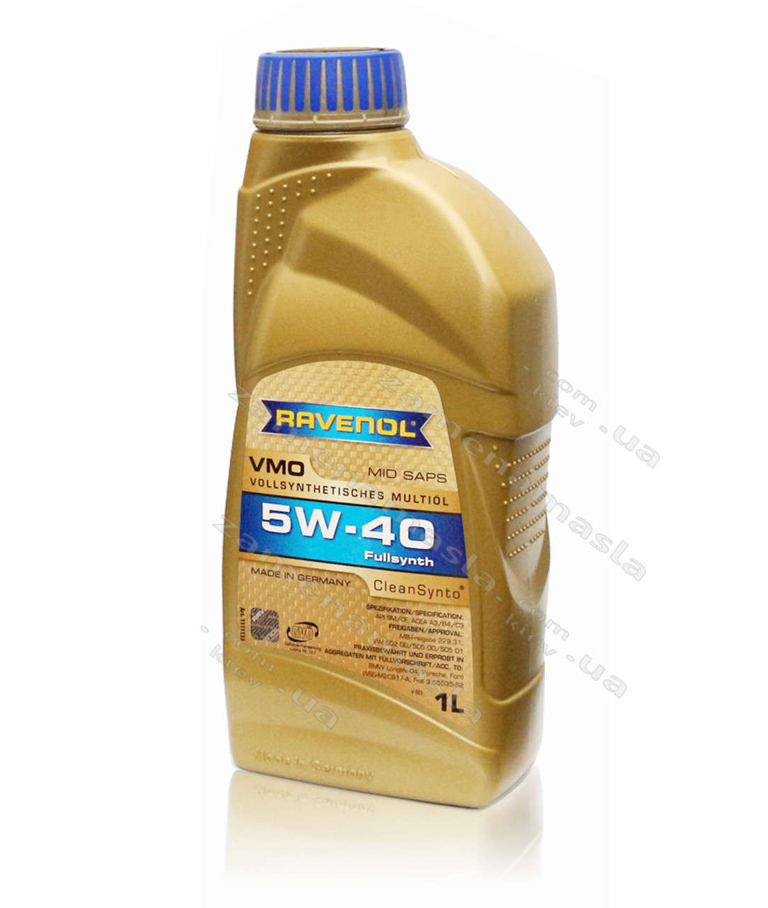 Ravenol VMO 5W-40 1л - моторное масло