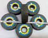 Наждачный круг 63/20/20 карбид кремния зеленый