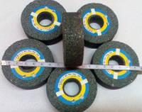 Наждачный круг 63/20/20 карбид кремния зеленый, фото 1