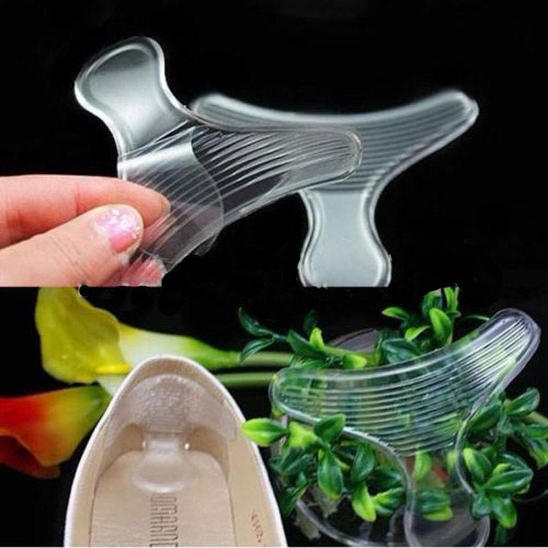 Гелевые, силиконовые вкладыши - задники от натирания и натоптышей