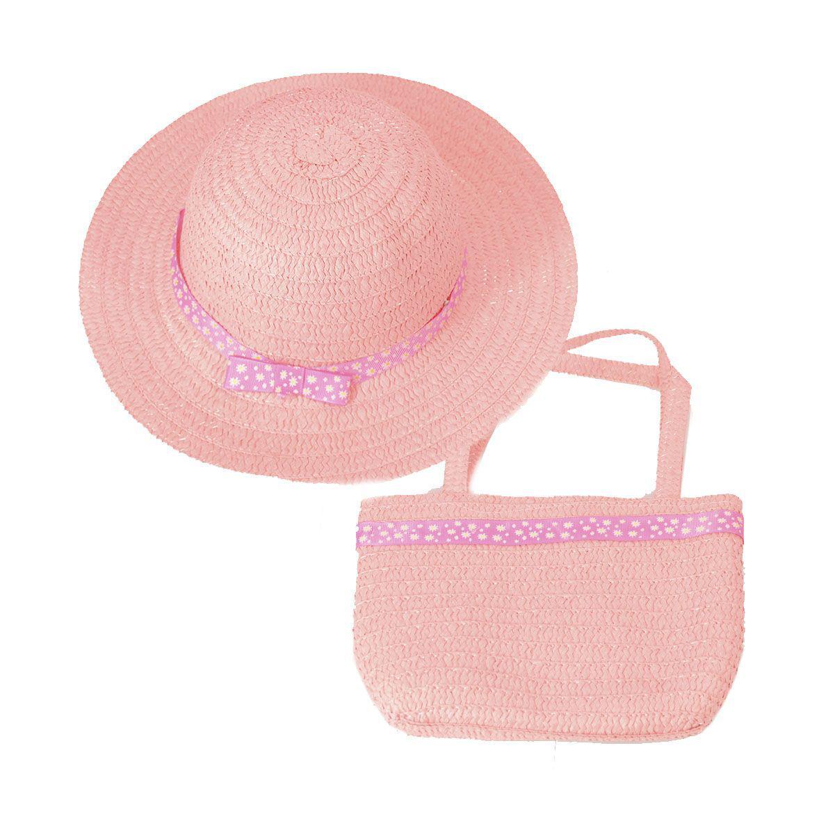 Шляпа Детская 22017-8 Коралловый — в Категории