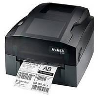 Настольный термопринтер этикеток и штрих-кодов Godex g 300, фото 1