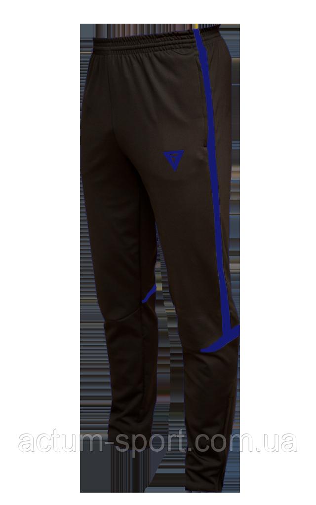 Зауженные спортивные штаны Arsenal Titar Черно/синий, XL