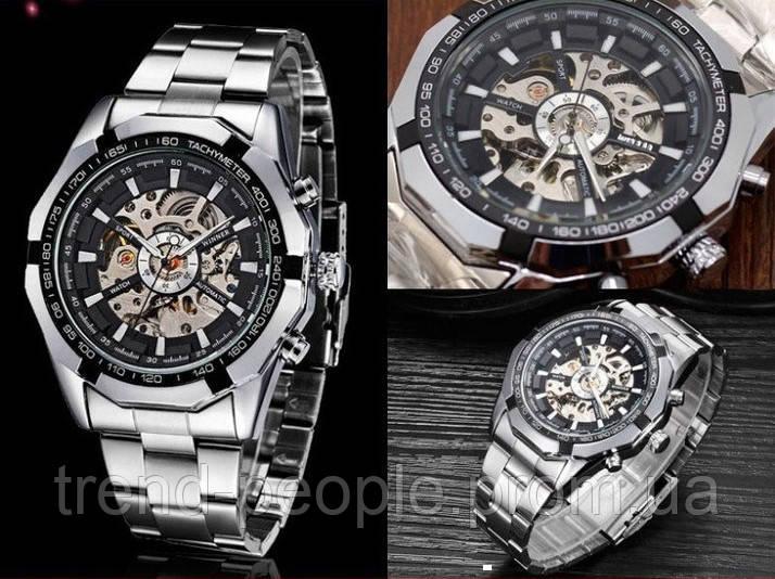 a0ee25629fe5 Мужские механические наручные часы WINNER ( LUXURY) - інтернет магазин