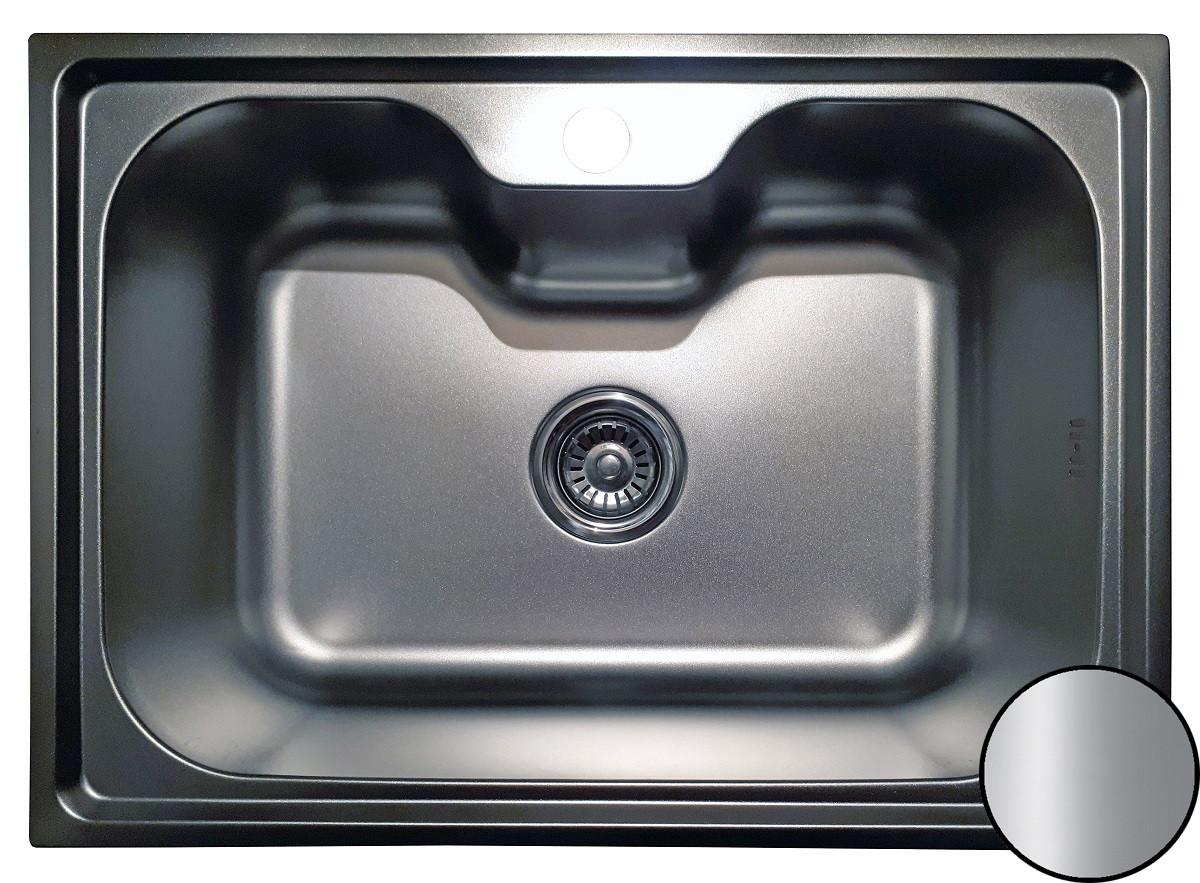 Кухонная мойка Galati Bella Satin 600х430х195 мм
