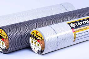 Сітка фасадна LATYMER STANDARD / Латімер Стандарт 160 кг/м2 - 50 м2 -рулон