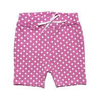 Летние шорты для девочки Andriana Kids розовые