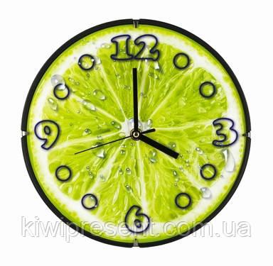 """Настенные часы """"Лайм"""""""