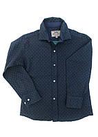 Рубашка для мальчика.  ТМ A-Yugi Jeans 116 см.