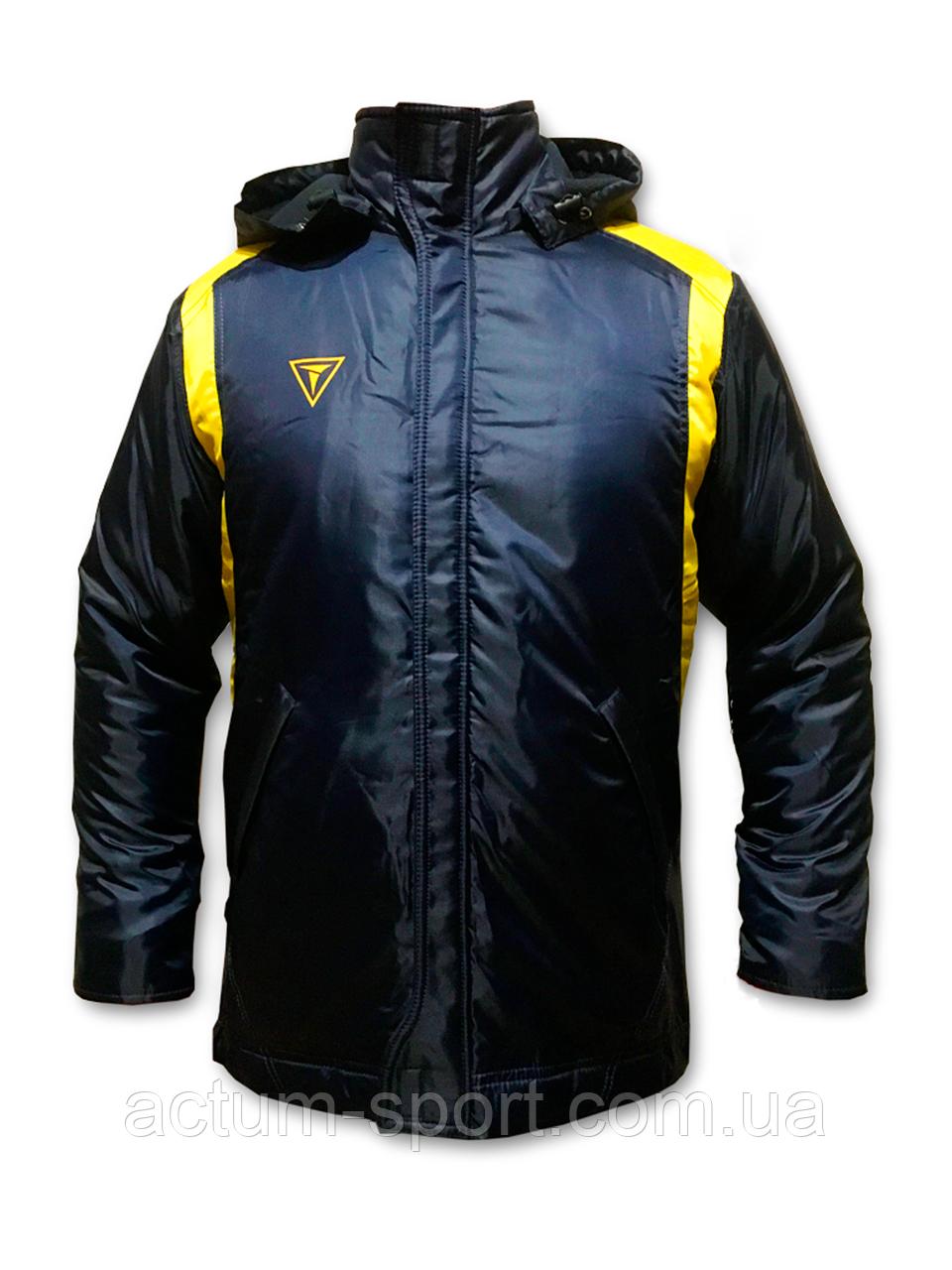 Куртка теплая с капюшоном Dinamo Titar  152