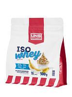 UNS Iso Whey 500 g (Банановое мороженое)